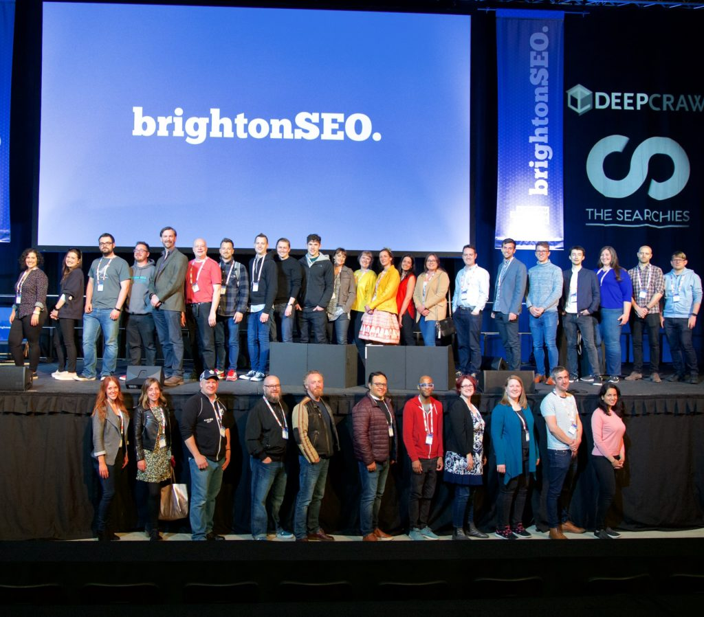 speakers at Brighton SEO