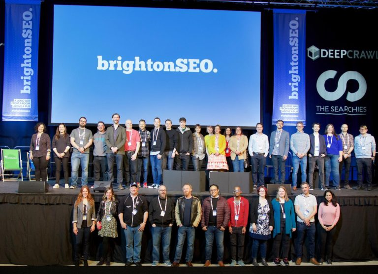 speakers at BrightonSEO